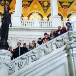 JSA Experiences Democracy in Action in Washington