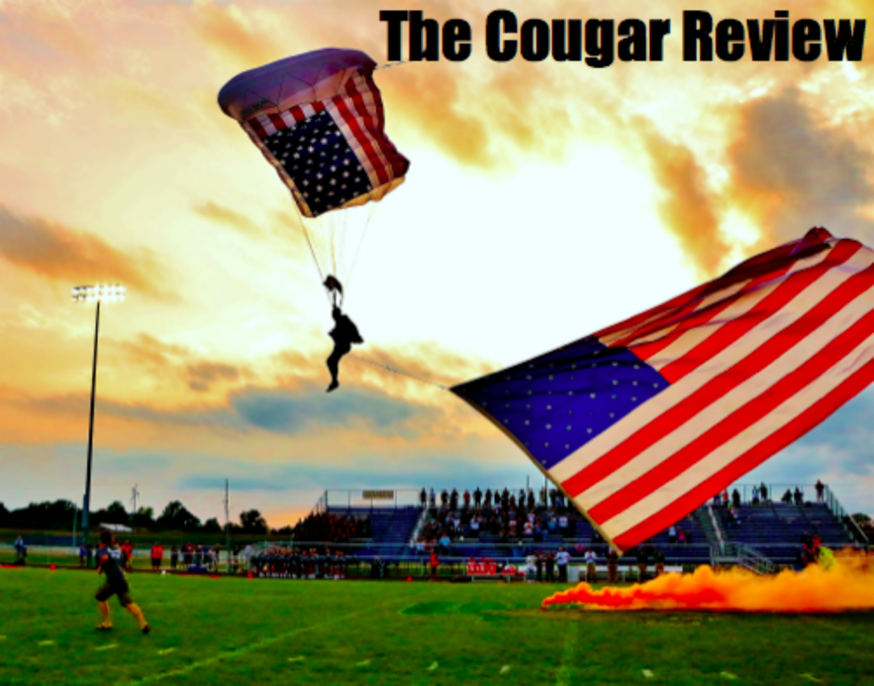The Cougar Review