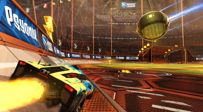 Rocket League Rumble reaches new heights