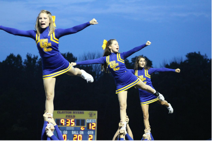 GC cheerleaders take state, focus on future