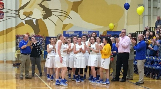 Lady Cougars basketball prepares for sectionals
