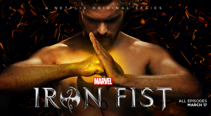 Marvel Netflix's Iron Fist review