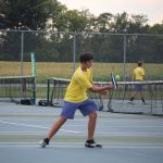 Boys' tennis: Hard work, tough opponents