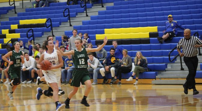 Girls basketball season underway