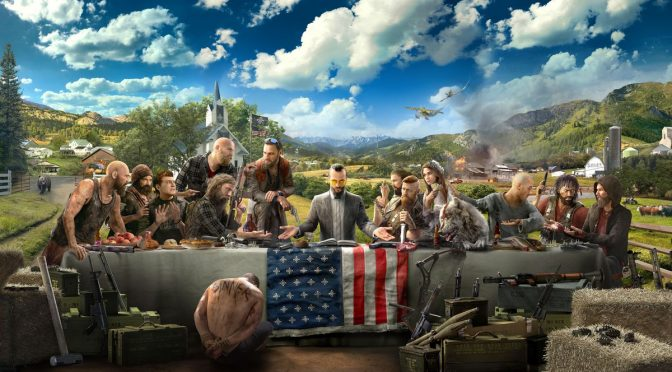 FAR CRY 5 scores on graphics, story
