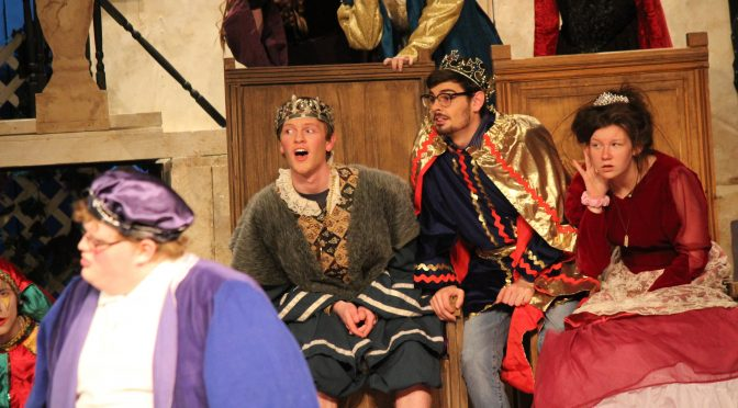 'Once Upon a Mattress' a success for cast, crew
