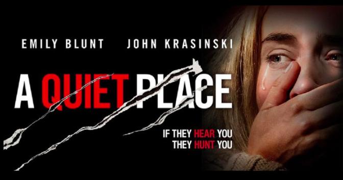 'A Quiet Place' captivates viewers