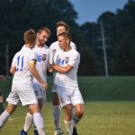 Boys's soccer off to successful start