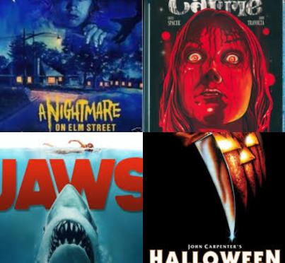 Halloween movie rankings