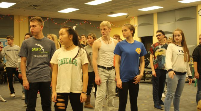 Choir, band to perform traditional and diverse songs at concert