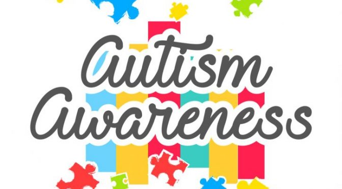 April brings Autism Awareness
