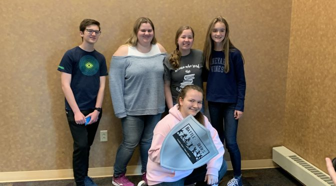 Students Compete in Book Contest