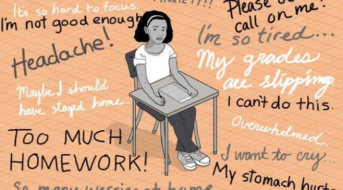 Mental Health Disorders in US Students: Startling Statistics, Possible Help