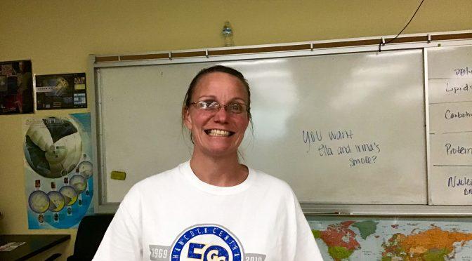 Mrs. Fields: Teaching with Creativity