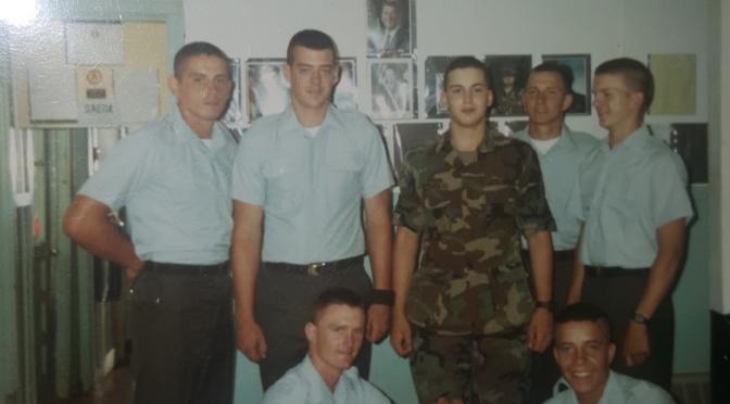 Profile: Army veteran describes his service