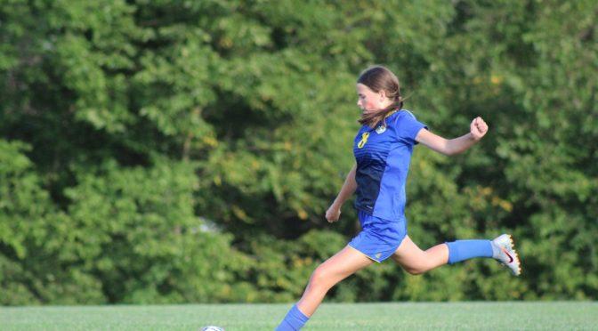 Boy's and Girl's Varsity Soccer