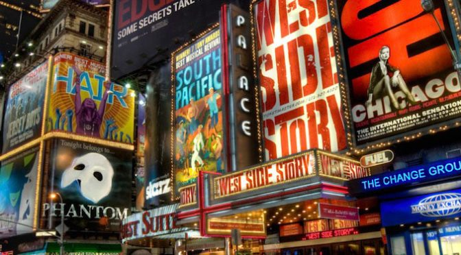 Broadway's history celebrated