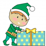 Holiday Story: An Elf's Day