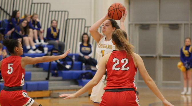 Girls basketball talks goals for this season