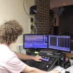 Actors, tech for Footloose prepare for stage