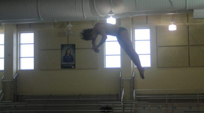 Dalton and Jahrsdoerfer dive their way up the podium