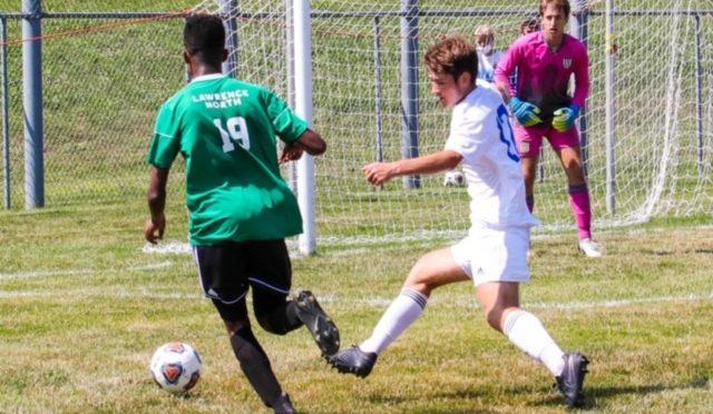 Soccer Team hustles into new season