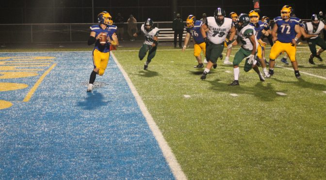 Cougars  Adjust to Football in a Different World