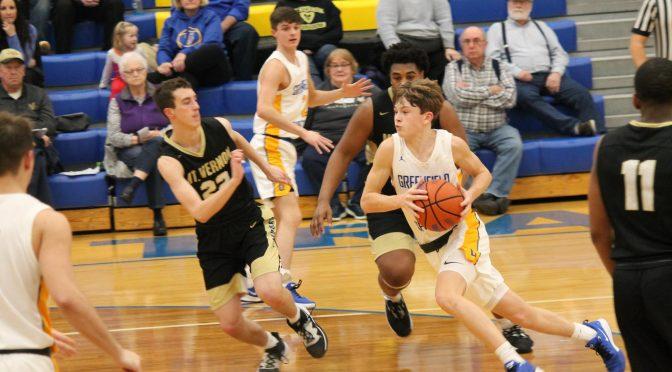Profile: Robertson's competitive spirit evidenced as cougars head into basketball season