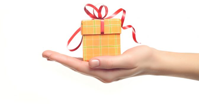 Holiday Story: One Small Gift