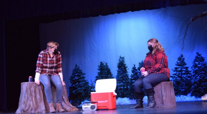 Drama Club PRESENTS ALMOST, MAINE IN LIVE PERFORMANCES