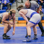 Cougars Capture HHC Title, Place Fourth at Sectionals