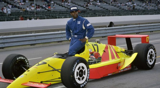 Black History Month Profile: Willy T. RibBs, Race Car Driver