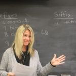 """Profile: Holzhausen's """"relaxed,"""" """"Personal"""" style of teaching reaches students"""
